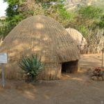 « Swazi Cultural Village », village swazi dans l'Elzulwini Valley
