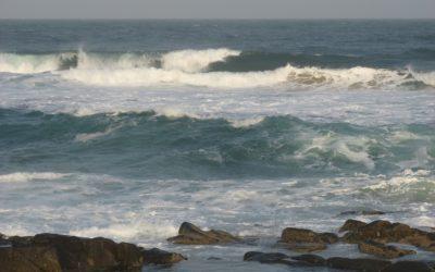L'océan Indien : le vent et les vagues immenses
