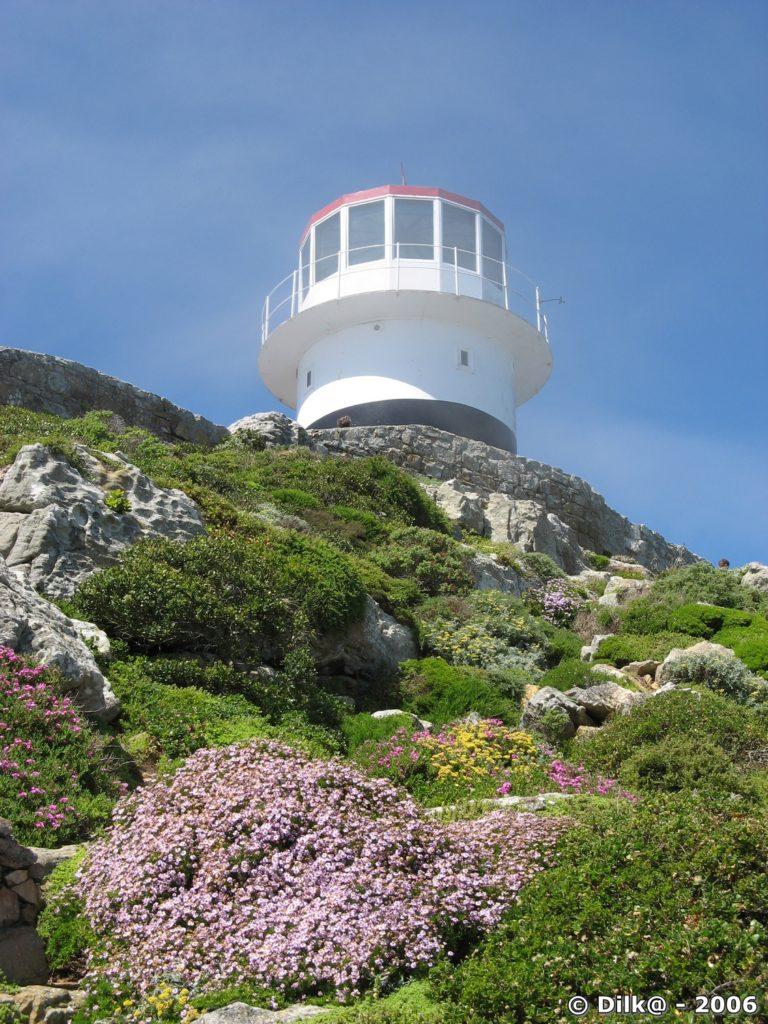Le phare de Cape Point