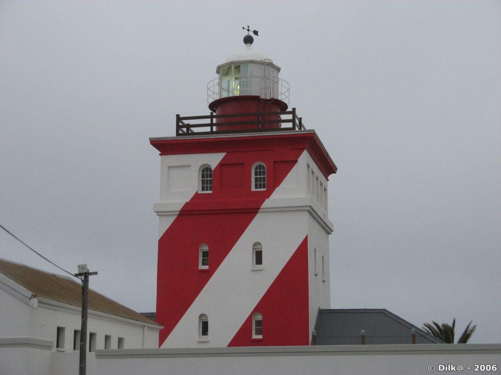 Le phare de Green Point