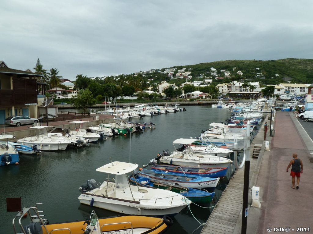 le port de Saint-Gilles