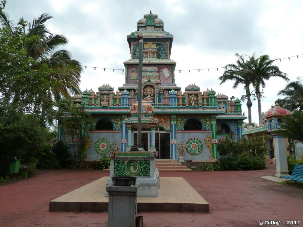 Le Temple Tamoul : Narasinga Péroumal