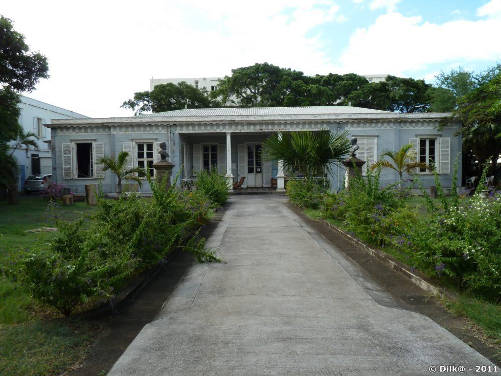 maison créole rénovée