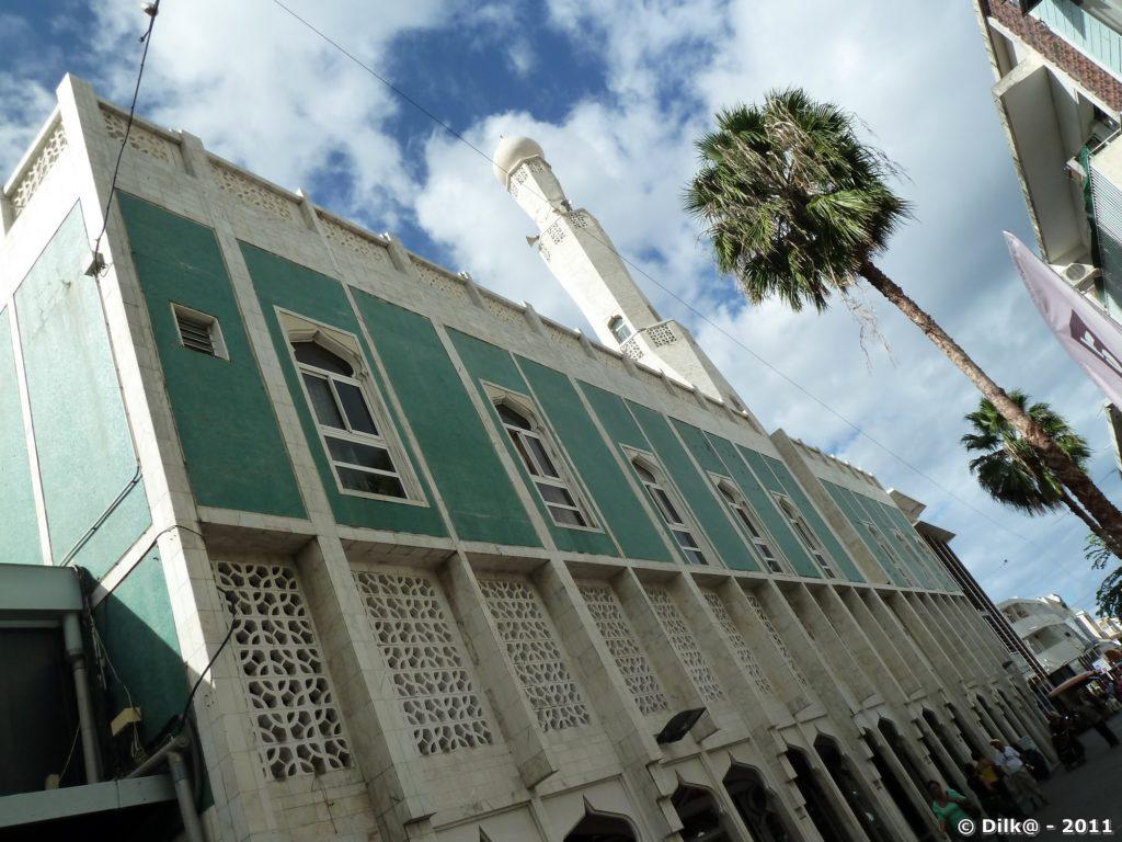 la mosquée Noor-al-Islam