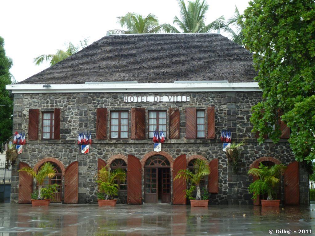 Hôtel de ville de Saint-Leu