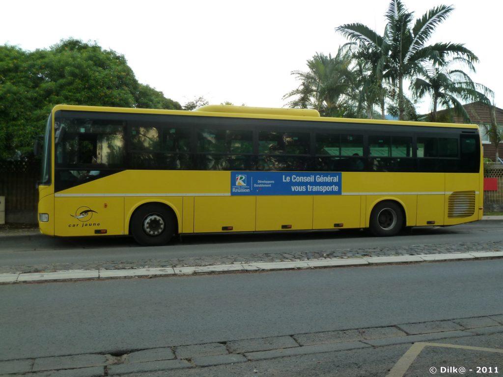 le bus de Saint-Leu
