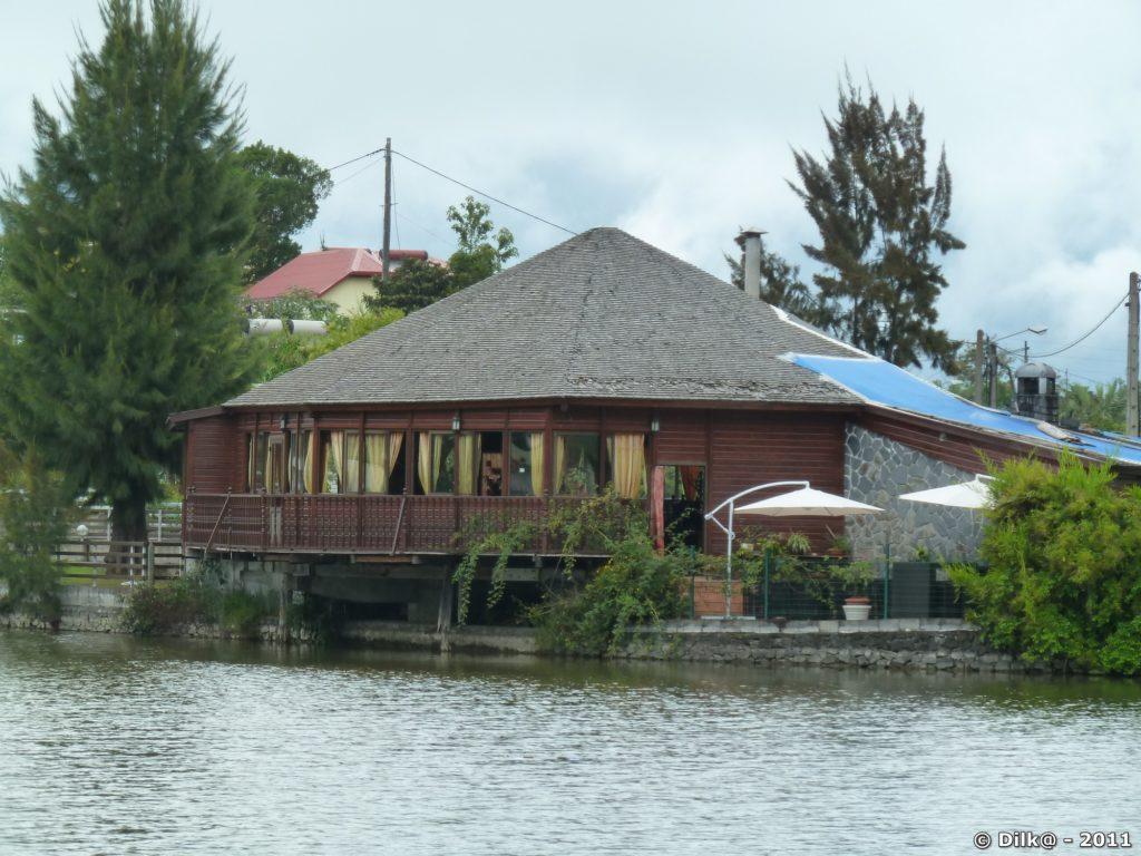 le restaurant : « le Cottage »