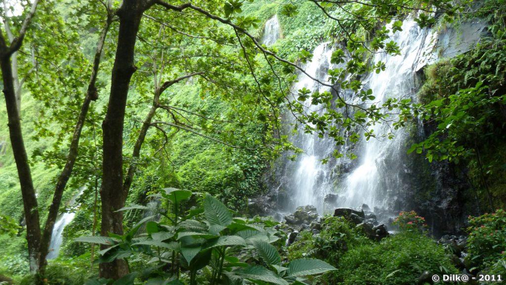 l'Anse des Cascades