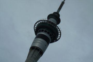 La Sky Tower : la plus haute tour de l'hémisphère sud