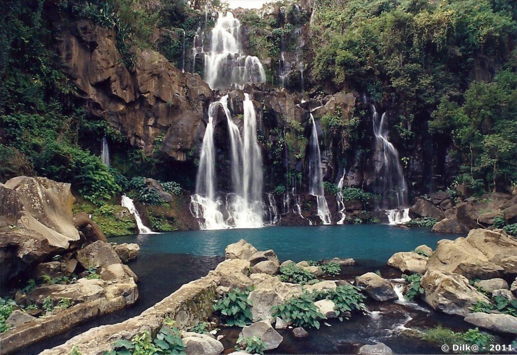 Cascades des 3 bassins