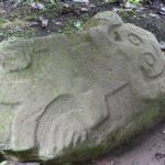Pétroglyphes (Monumento Nacional Guyabo)