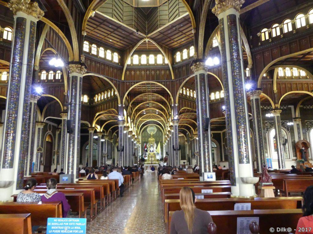 intérieur néo-byzantin