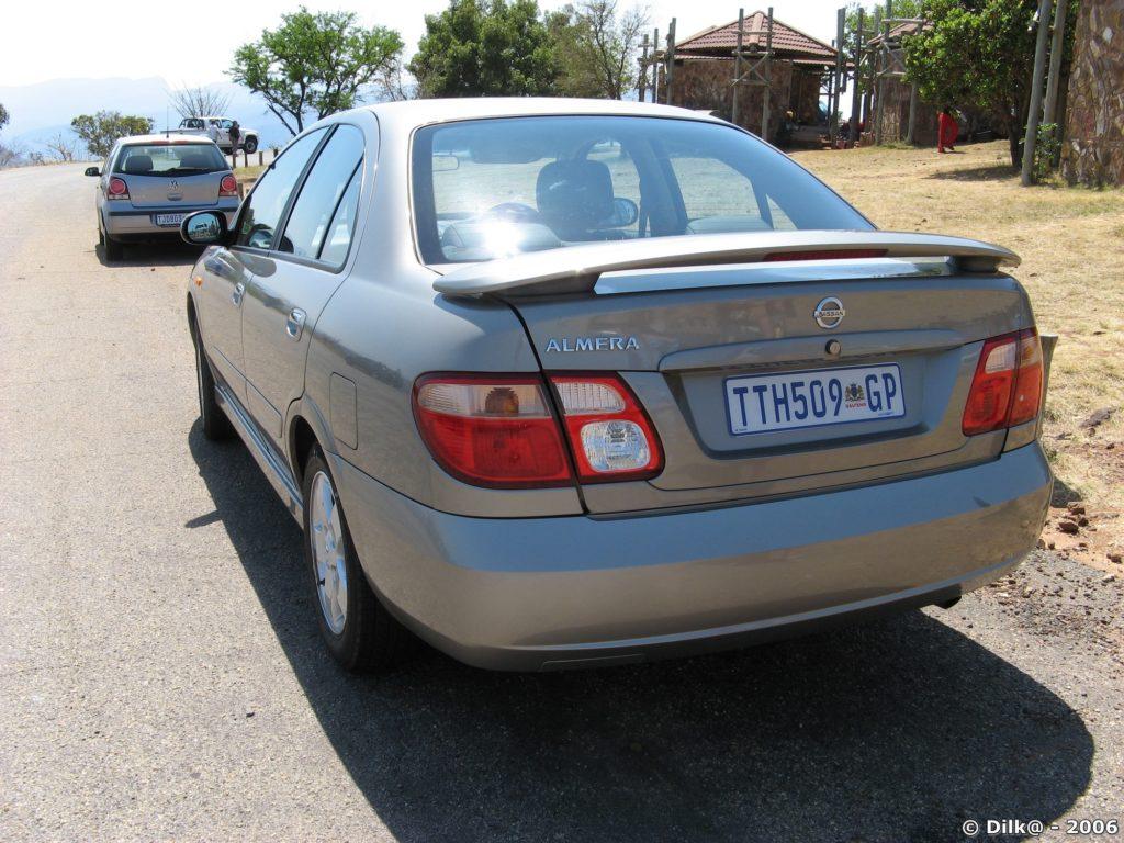 Notre voiture : Nissan Almera