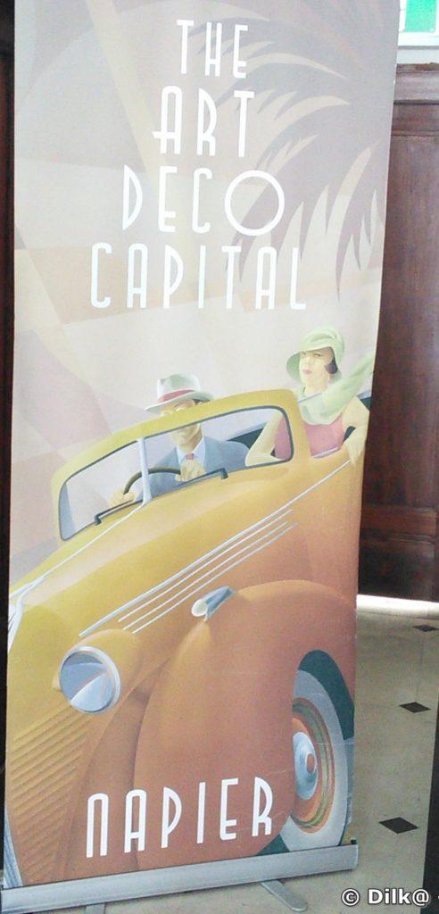 Napier : capitale de l'Art Déco