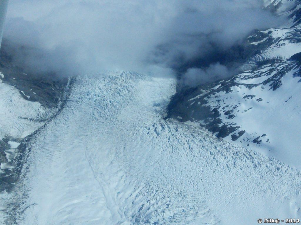Le glacier Fox