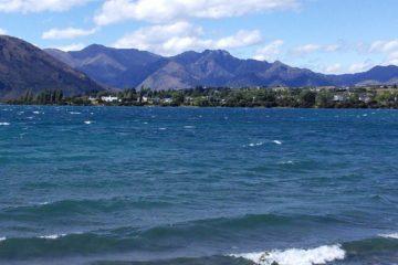 Le lac Wanaka
