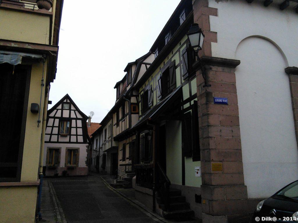 Ribeauvillé : ses maisons traditionnelles