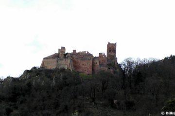 Le château de Saint Ulric