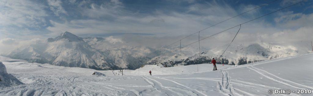 Altitude 2470m