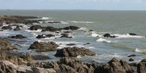 La côte sauvage du Croisic