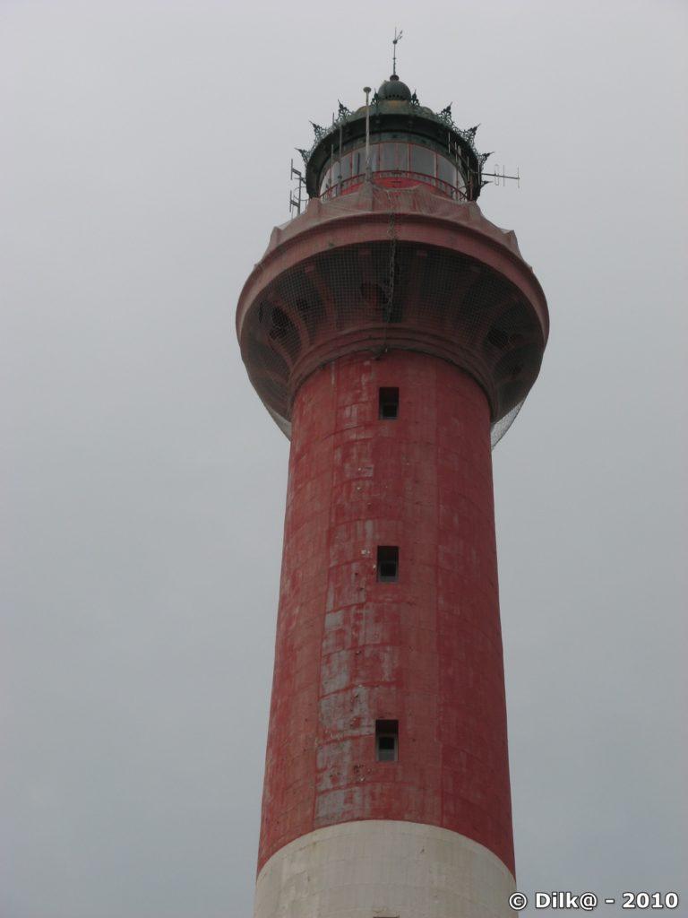 Le phare de la Coubre est en cours de rénovation