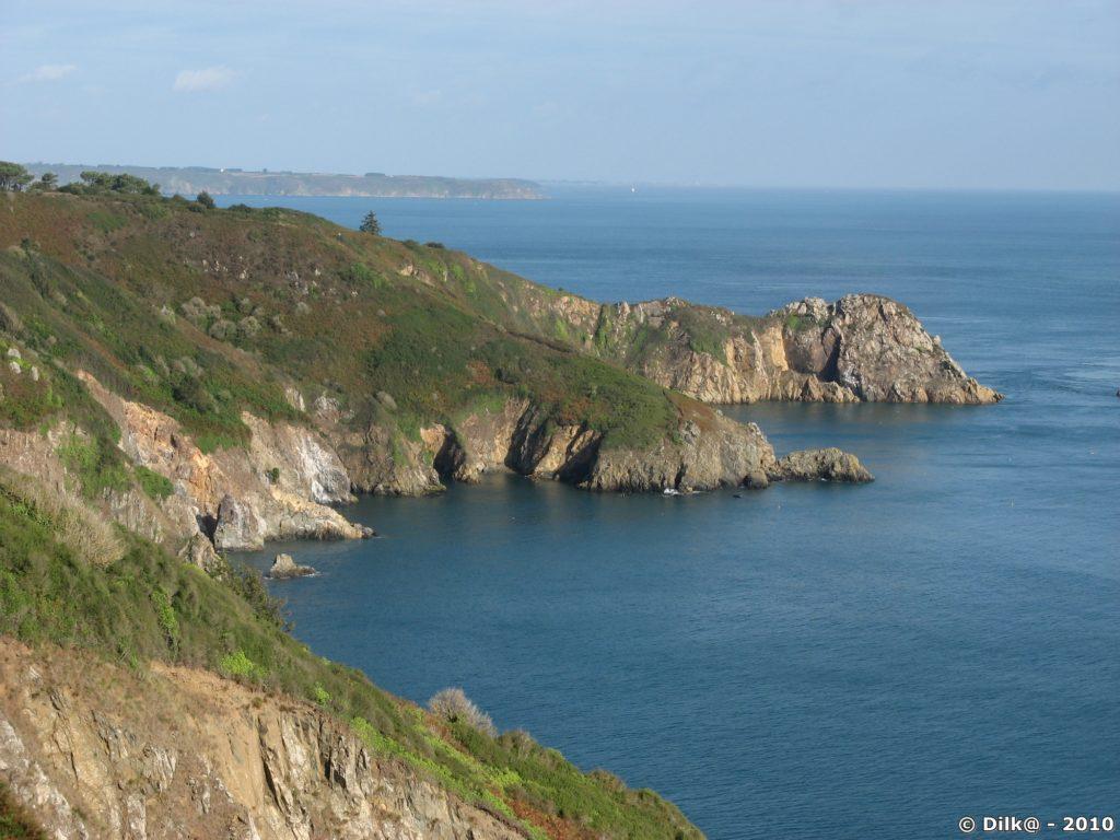 Pointe de Plouha - falaise la plus haute de Bretagne