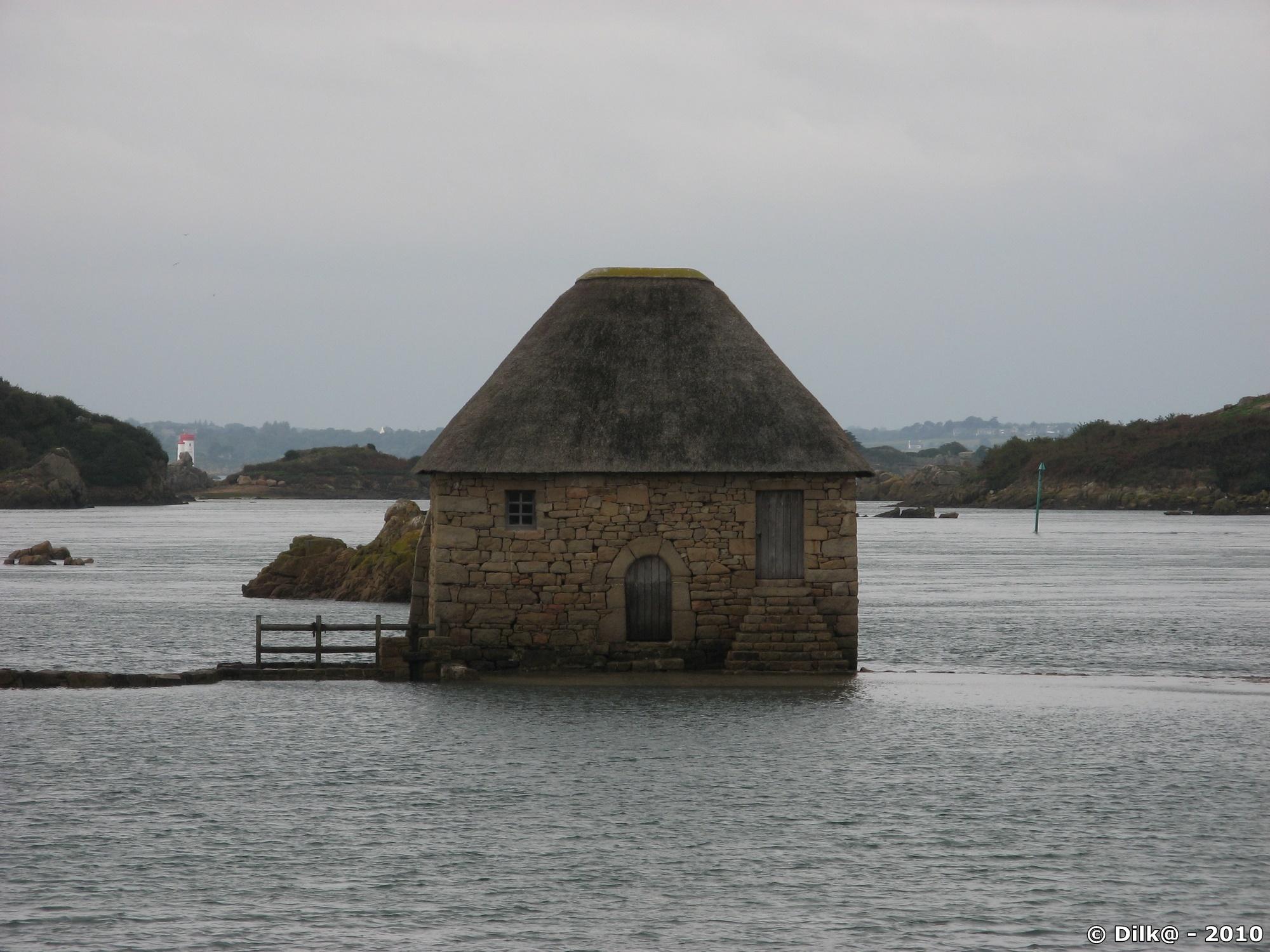 Le moulin du Birlot