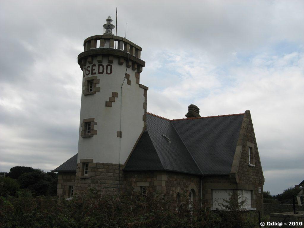 Le phare du Rosedo