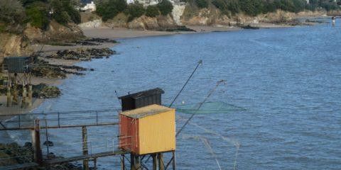 Les pêcheries de Saint-Nazaire