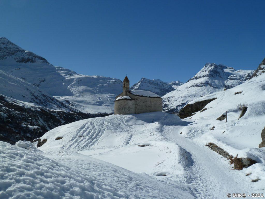 La chapelle Sainte-Marguerite