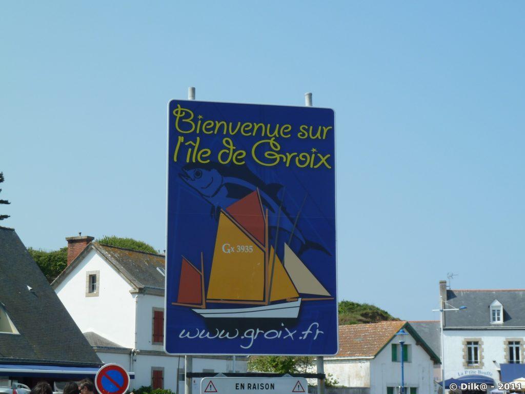Bienvenue sur l'île de Groix