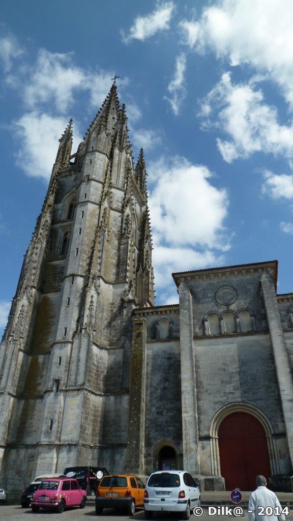 L'église Saint Eutrope