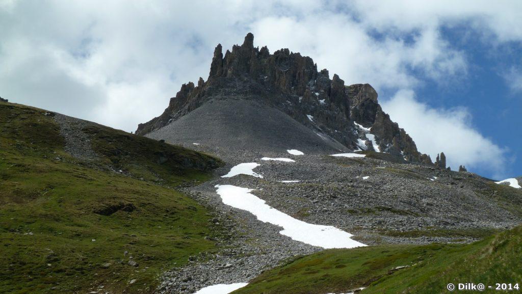 Les rochers de Lanserlia