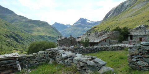 Les maisons en pierre