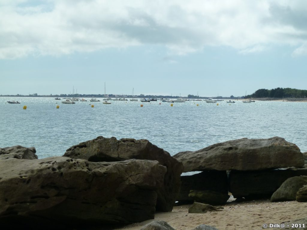 Plage de Noirmoutier