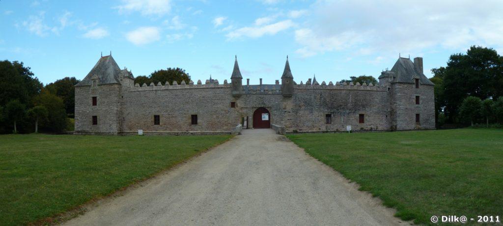 Le château de Bien Assis