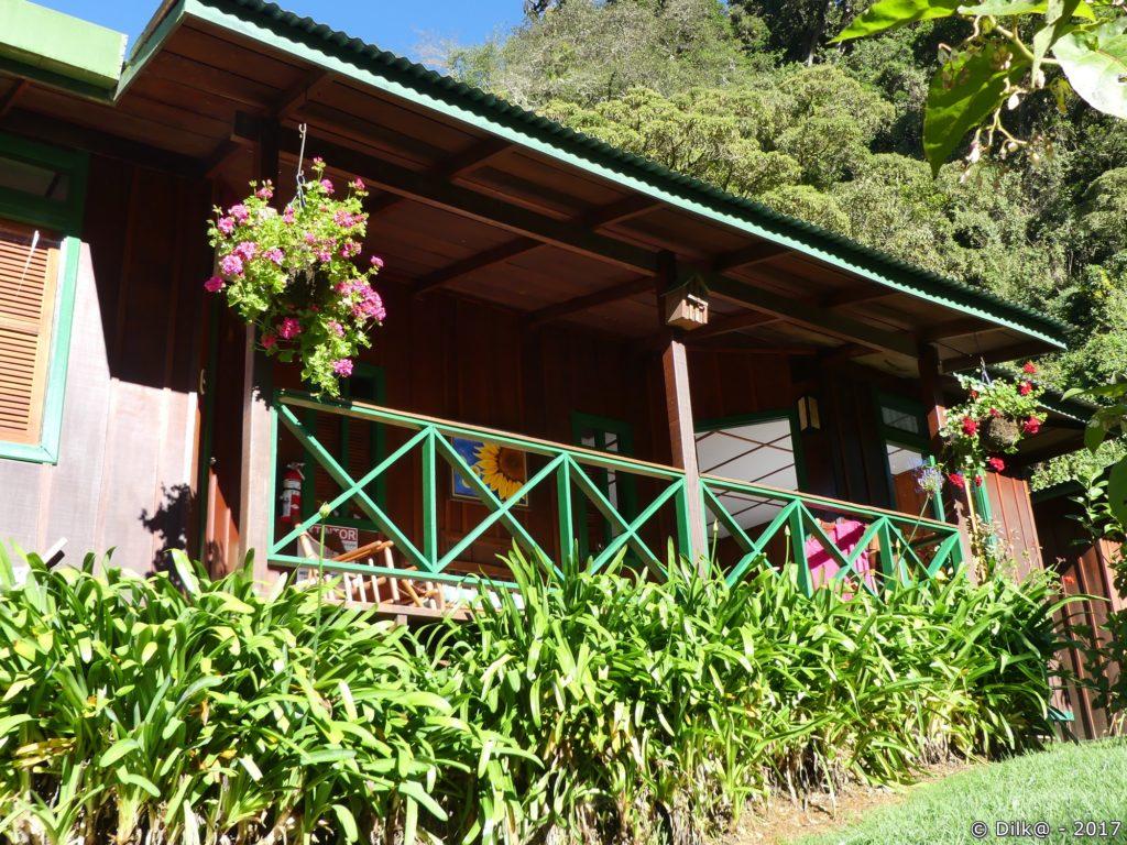 Trogon Lodge (San Gerardo de Dota)