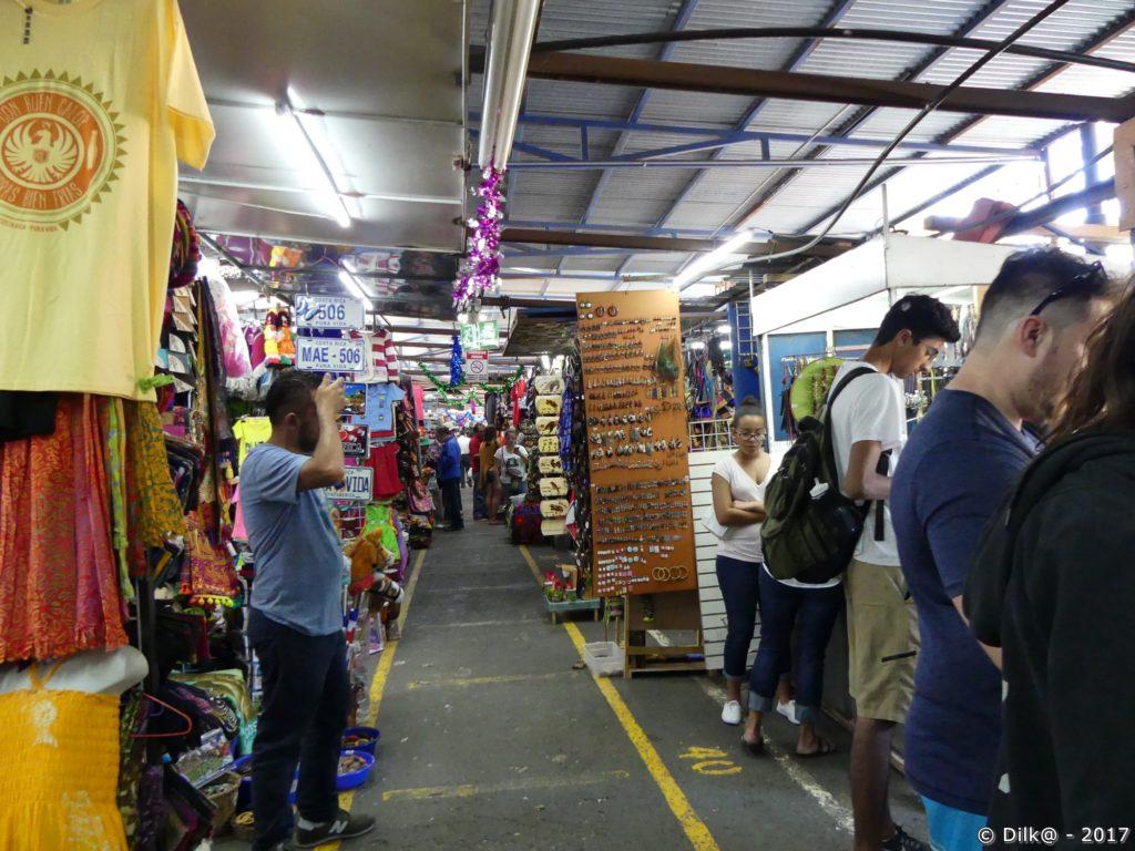 marché artisanal