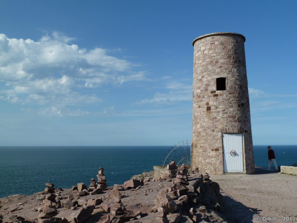 L'ancien phare (tour Vauban)