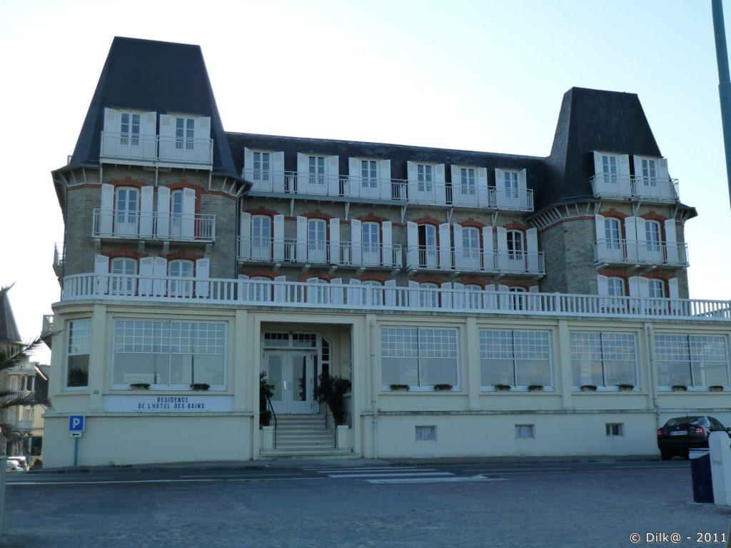 Résidence de l'Hôtel des Bains