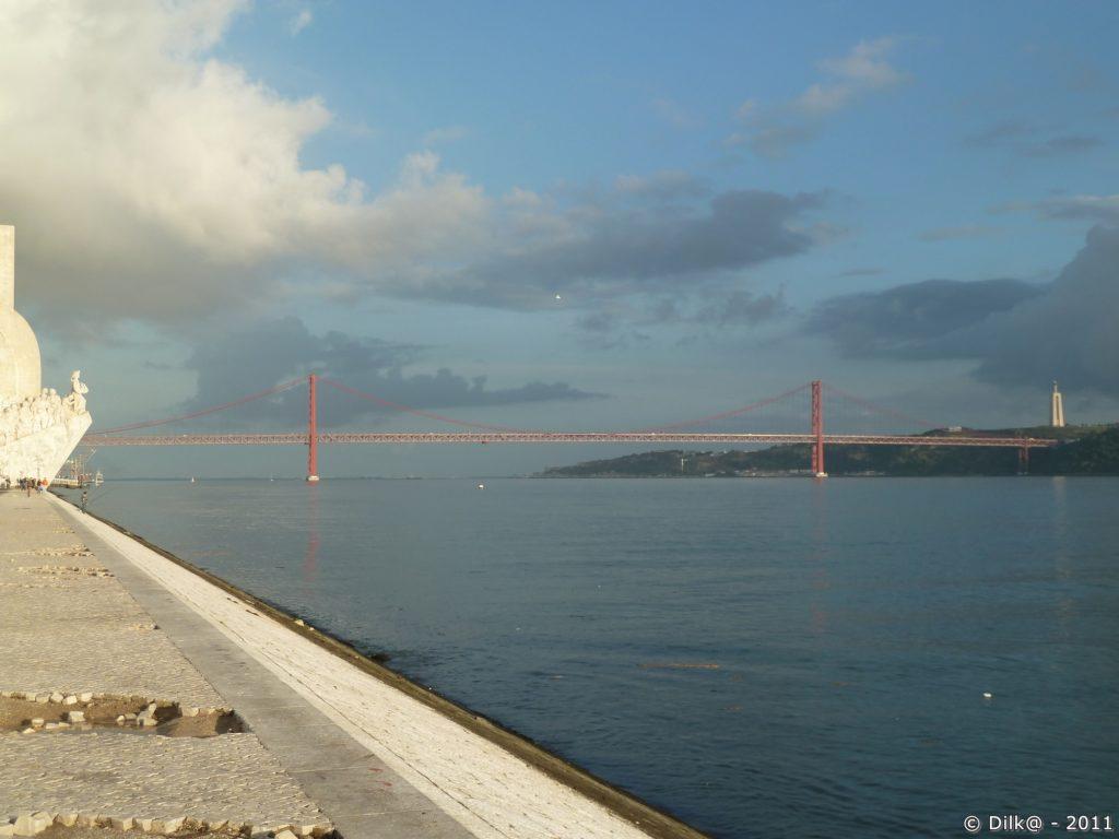 Le pont Vasco-de-Gama