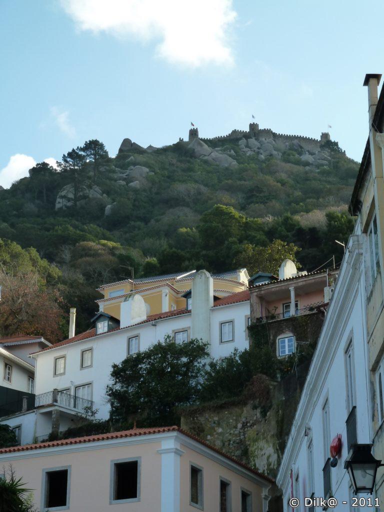 Le château des Maures (ou château de Sintra)