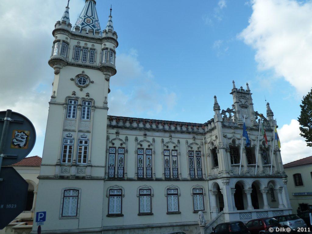 L'hôtel de ville de Sintra