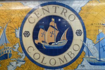 Le centre commercial Colombo
