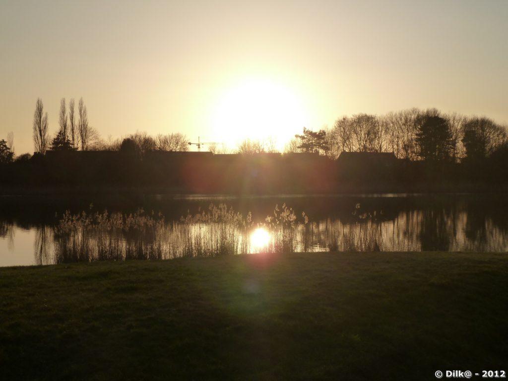 Le soleil a été présent toute la journée