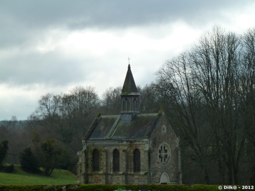 Oratoire de l'Abbaye de Port-Royal