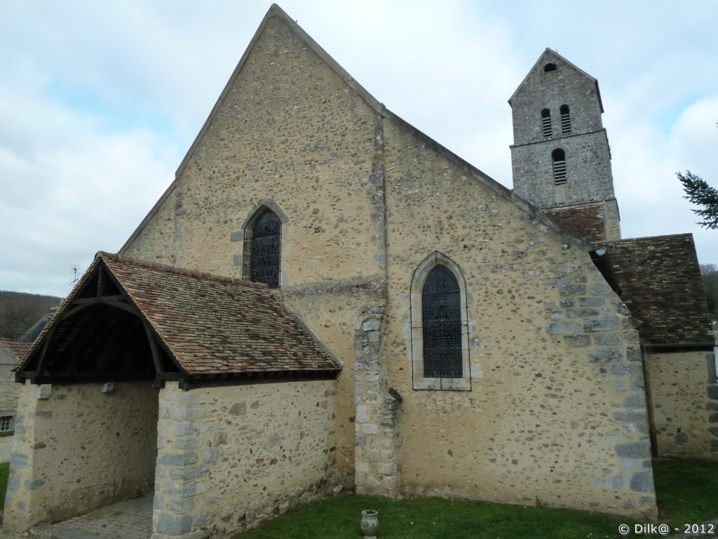 Église de Sermaise