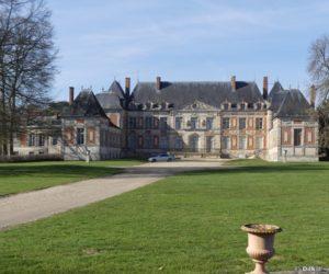 La château de Courson