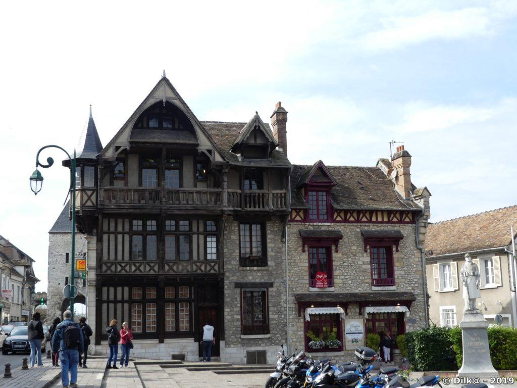 Maison à Moret-sur-Loing