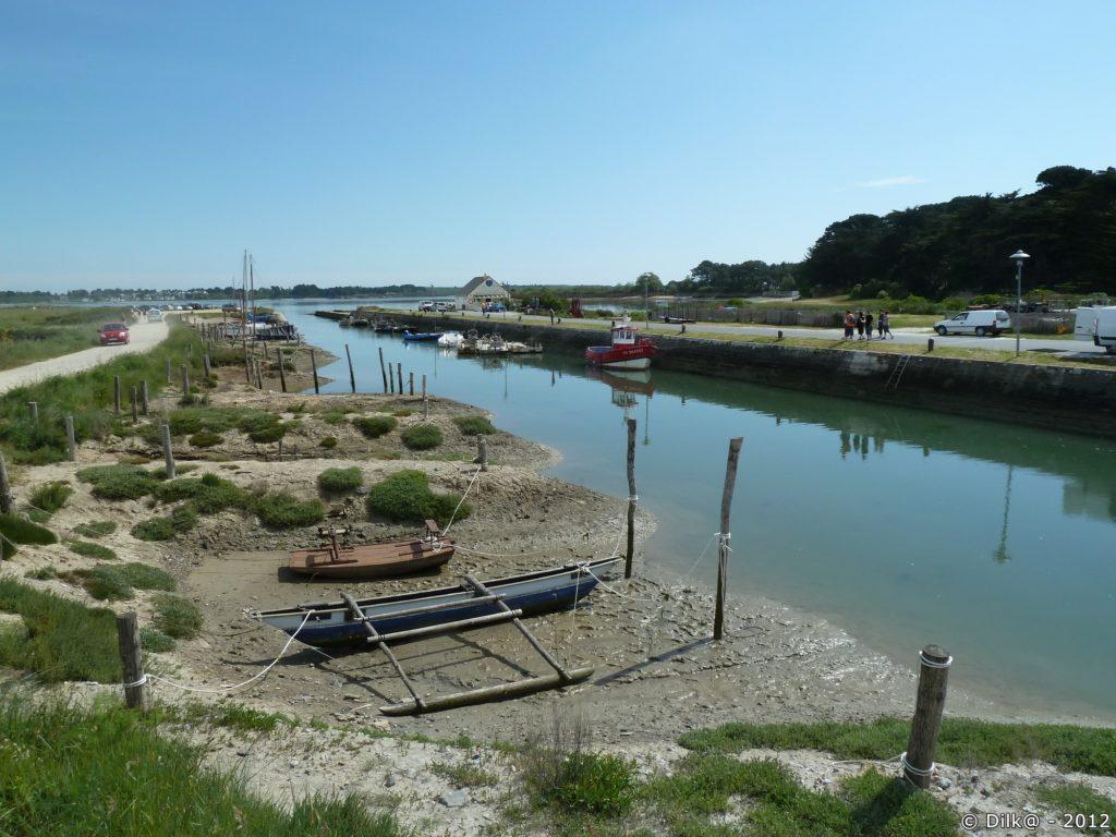 Le petit port de Kerkabellec